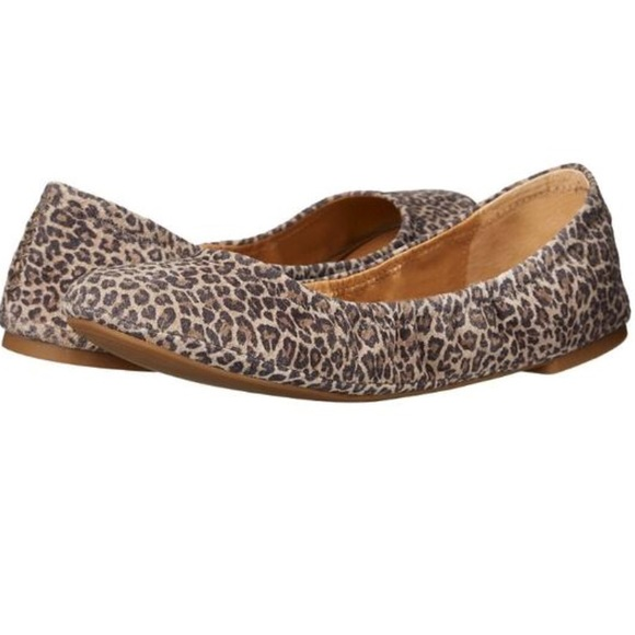 Lucky Brand Shoes   Leopard Emmie Print